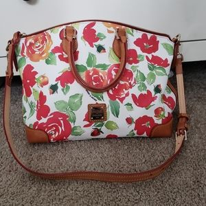Authentic Dooney and Bourke hand bag